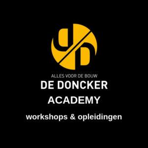 De Doncker academy