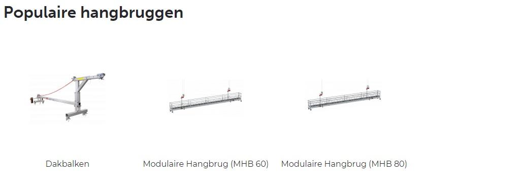 altrex hangbruggen