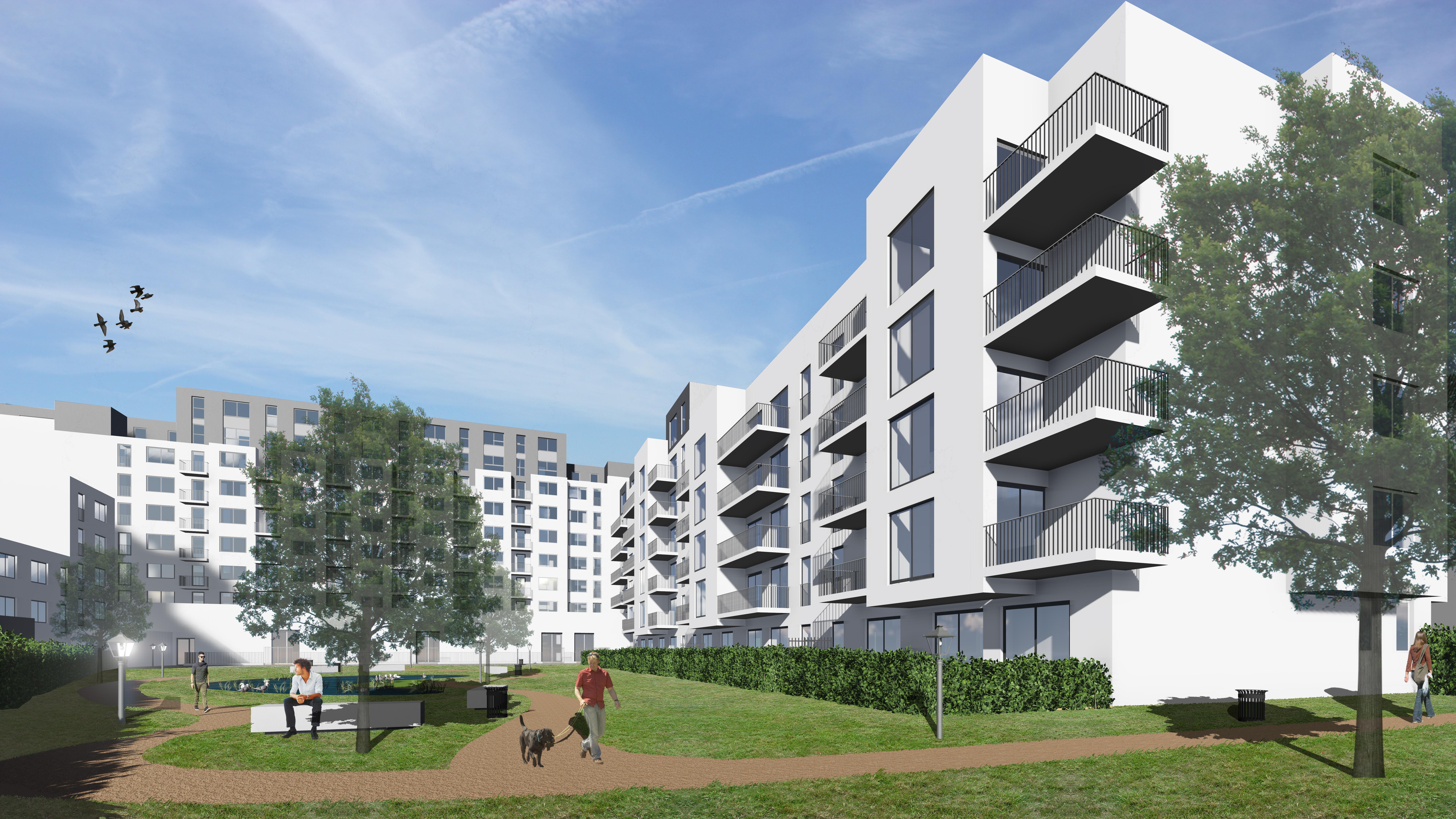 Project Bon Pasteur Anderlecht