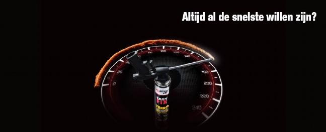 Easy Fix Turbo -Altijd al de snelste willen zijn?