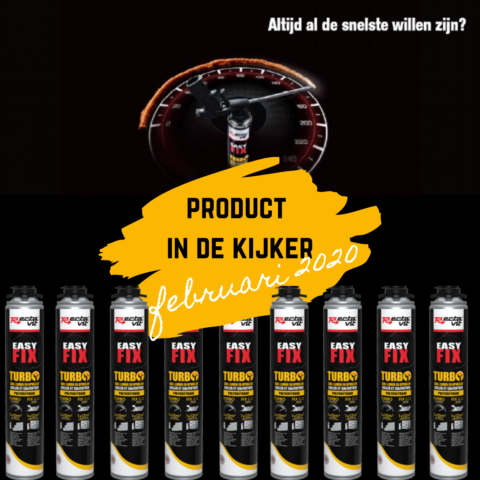 product in de kijker: Easy Fix Turbo