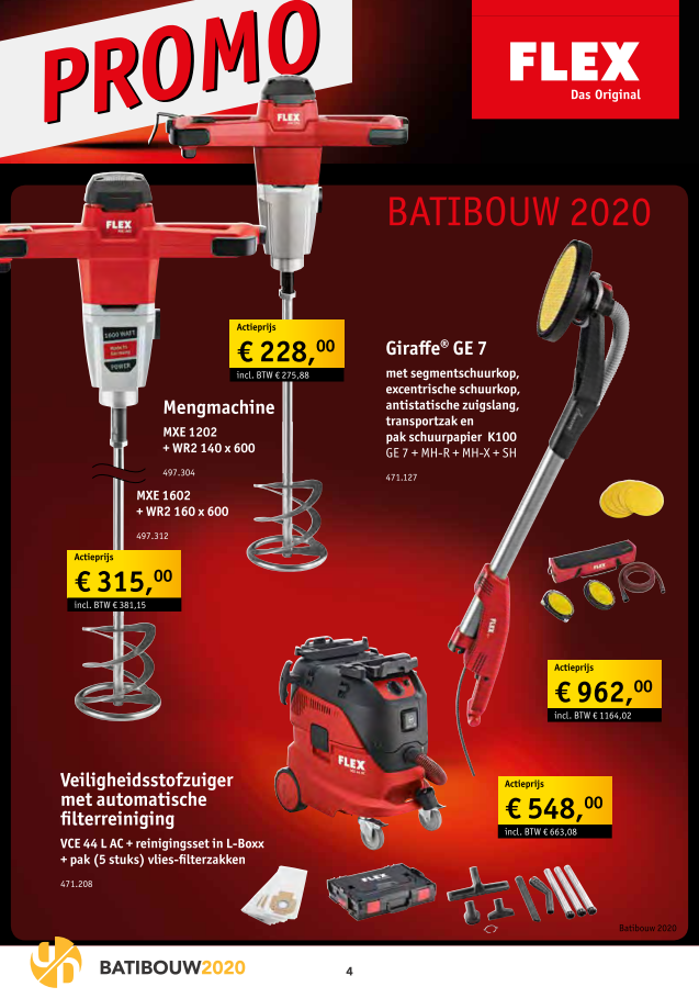 special deals batibouw 2020 4