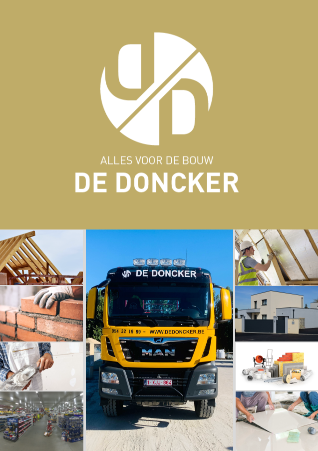 jaarcataloog De Doncker
