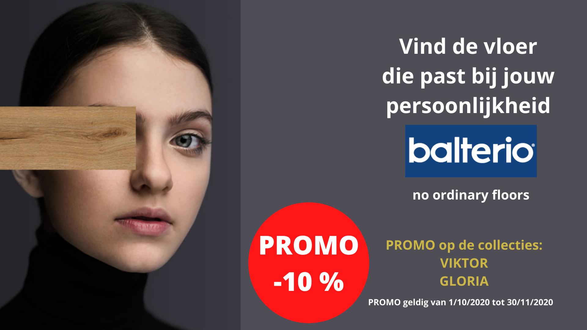 promo Balterio
